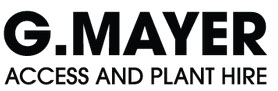 Gmayer Plant & Access Hire Logo